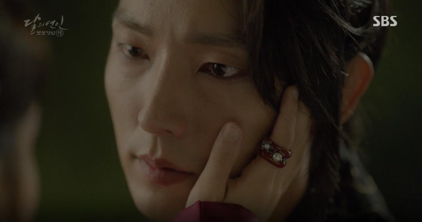 """""""Moon Lovers"""": Lee Jun Ki vừa được IU phong vua đã lập hậu - Ảnh 10."""