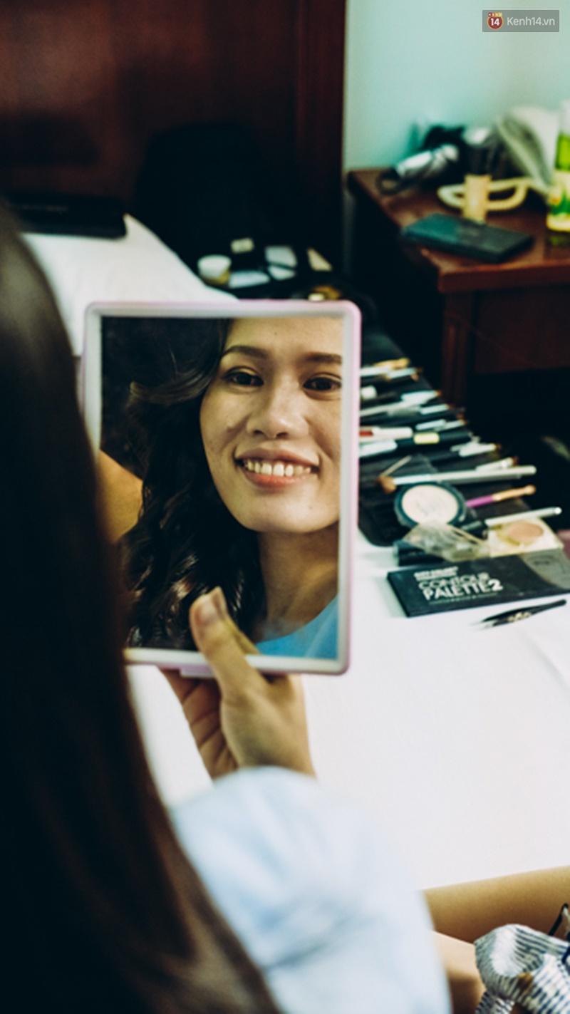 Chùm ảnh xúc động về nét đẹp của những người phụ nữ khuyết tật trên sàn diễn thời trang ở Sài Gòn - Ảnh 5.