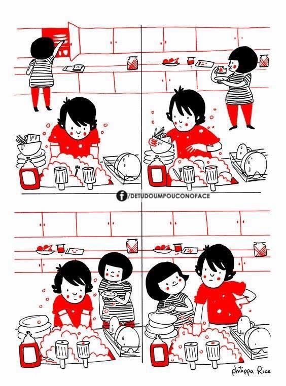 Hạnh phúc nhất khi yêu nhau là được về ở với nhau và làm những điều này - Ảnh 7.