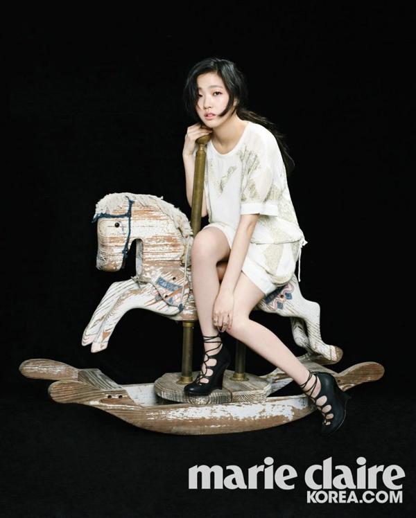 "Kim Go Eun - ""Nàng thơ"" trong ""Cheese In The Trap"" là ai? - Ảnh 35."