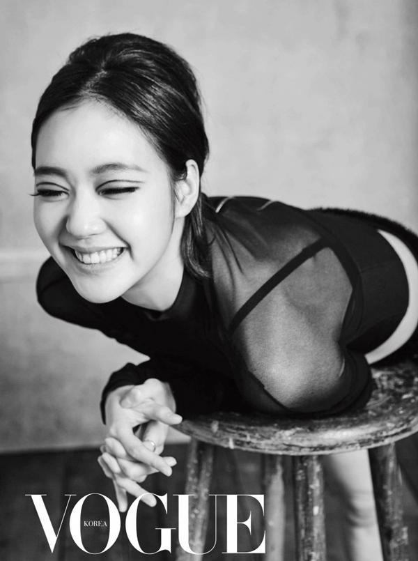 "Kim Go Eun - ""Nàng thơ"" trong ""Cheese In The Trap"" là ai? - Ảnh 36."