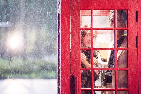 Doctors: Tức cảnh sinh tình, Kim Rae Won khóa môi Park Shin Hye dưới mưa - Ảnh 4.