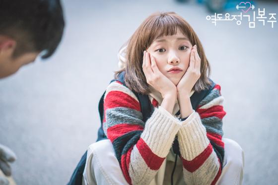 """""""Tiên Nữ Cử Tạ"""": Vì ghen, Nam Joo Hyuk hôn Lee Sung Kyung để đánh dấu chủ quyền - Ảnh 53."""