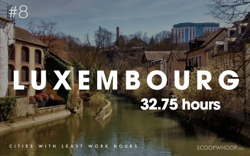 10 thành phố có số giờ làm việc ít nhất thế giới - Ảnh 3.
