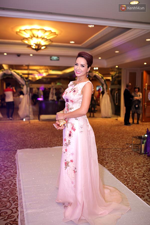 Dàn sao nô nức tham dự lễ cưới của Trang Nhung - Ảnh 11.