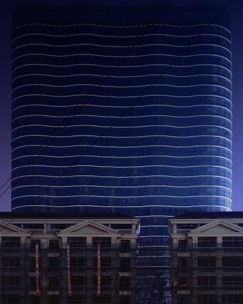 """12 bức ảnh về những """"thành phố ma"""" tại Trung Quốc - Ảnh 5."""