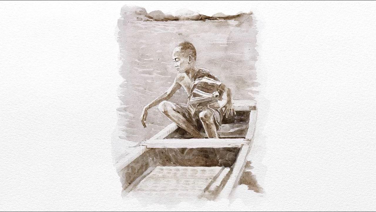 Từ nước thải hóa thành các tác phẩm hội họa ấn tượng - Ảnh 6.