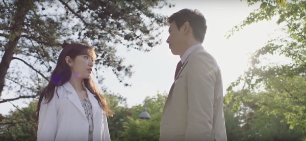 """Fan háo hức với teaser """"Doctors"""" siêu đẹp, siêu ngọt của Park Shin Hye - Ảnh 6."""