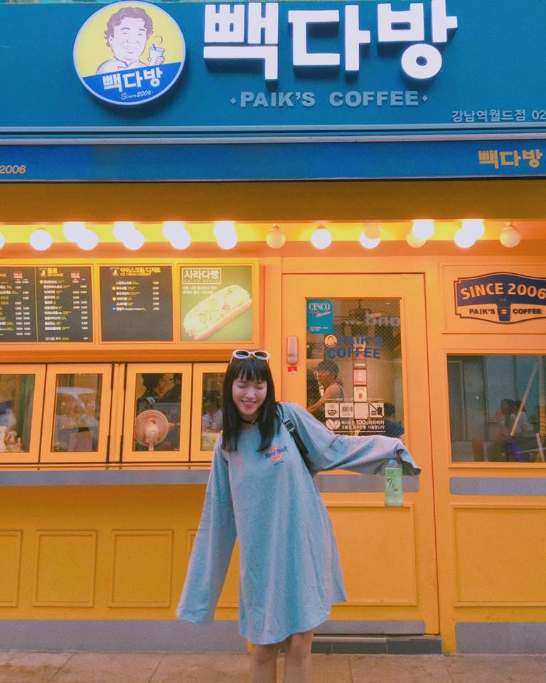 Châu Bùi và bạn trai khoe ảnh du lịch siêu chất tại Hàn Quốc - Ảnh 12.