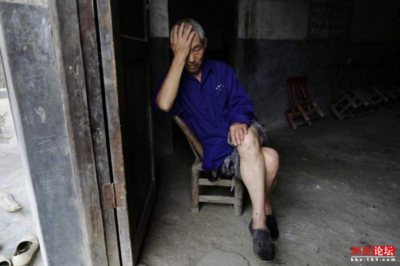 Khung cảnh hoang tàn ở ngôi làng ung thư nổi tiếng Trung Quốc khiến nhiều người không khỏi rùng mình - Ảnh 13.