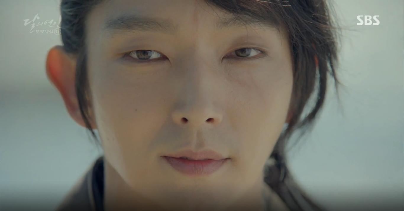 Moon Lovers: Anh Tư Lee Jun Ki xấu số, uống phải trà hạ độc từ chính mẹ mình - Ảnh 2.