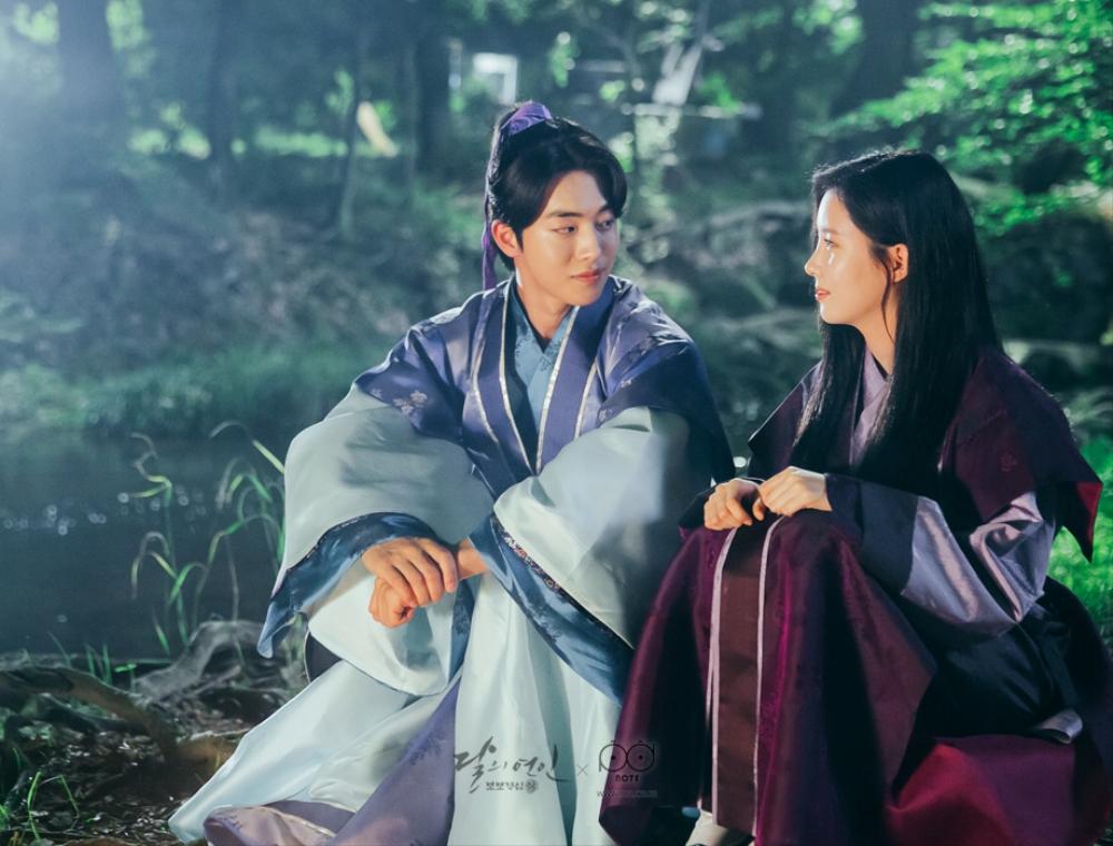 Ngoài Lee Jun Ki và IU, còn 5 mối tình cảm động trong Moon Lovers - Ảnh 8.