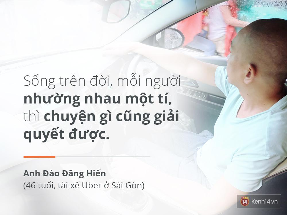 Anh lái taxi vui tính nhất Sài Gòn và chuyện Sống trên đời mỗi người nhường nhau một tí, thì chuyện gì cũng giải quyết - Ảnh 2.