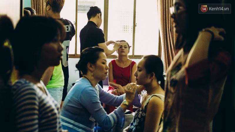 Chùm ảnh xúc động về nét đẹp của những người phụ nữ khuyết tật trên sàn diễn thời trang ở Sài Gòn - Ảnh 7.