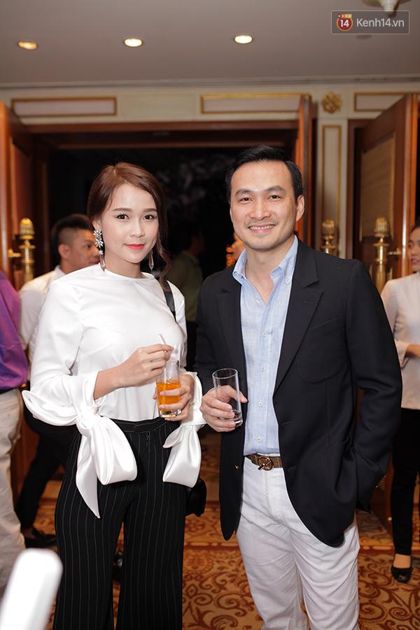 Dàn sao nô nức tham dự lễ cưới của Trang Nhung - Ảnh 6.