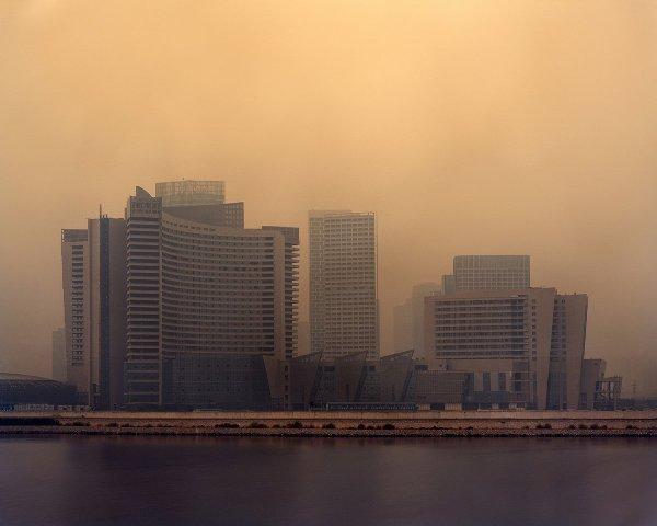 """12 bức ảnh về những """"thành phố ma"""" tại Trung Quốc - Ảnh 6."""