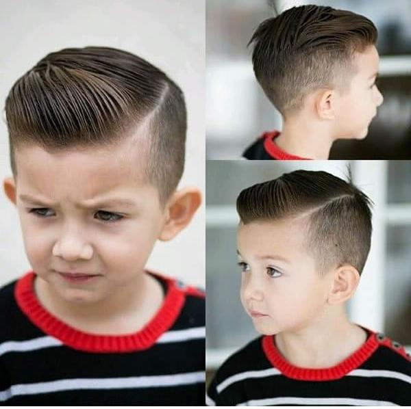 14 cậu nhóc để tóc chất đến nỗi người lớn cũng phải chào thua - Ảnh 5.