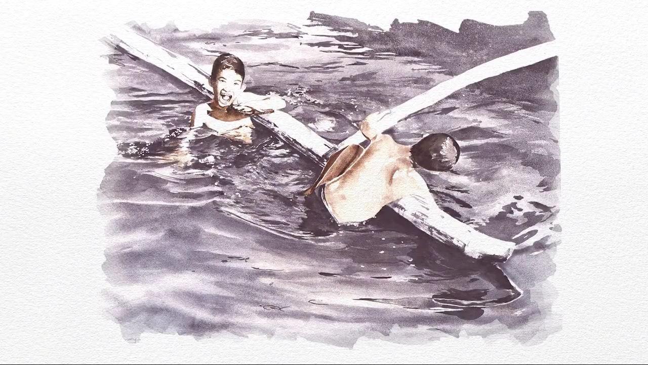 Từ nước thải hóa thành các tác phẩm hội họa ấn tượng - Ảnh 7.