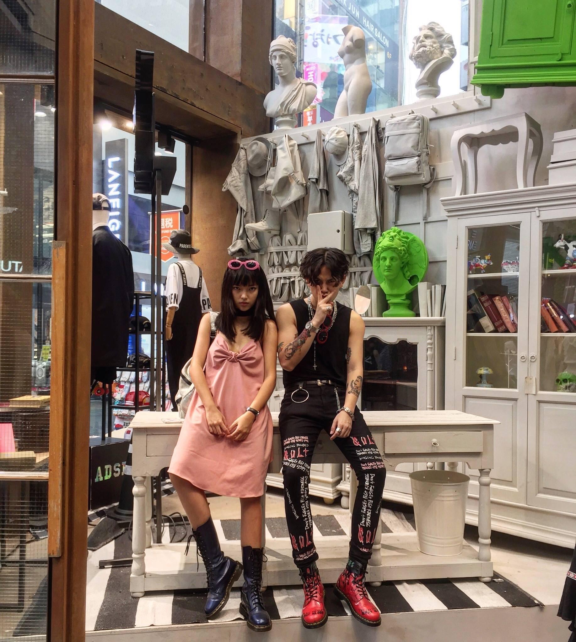 Châu Bùi và bạn trai khoe ảnh du lịch siêu chất tại Hàn Quốc - Ảnh 7.