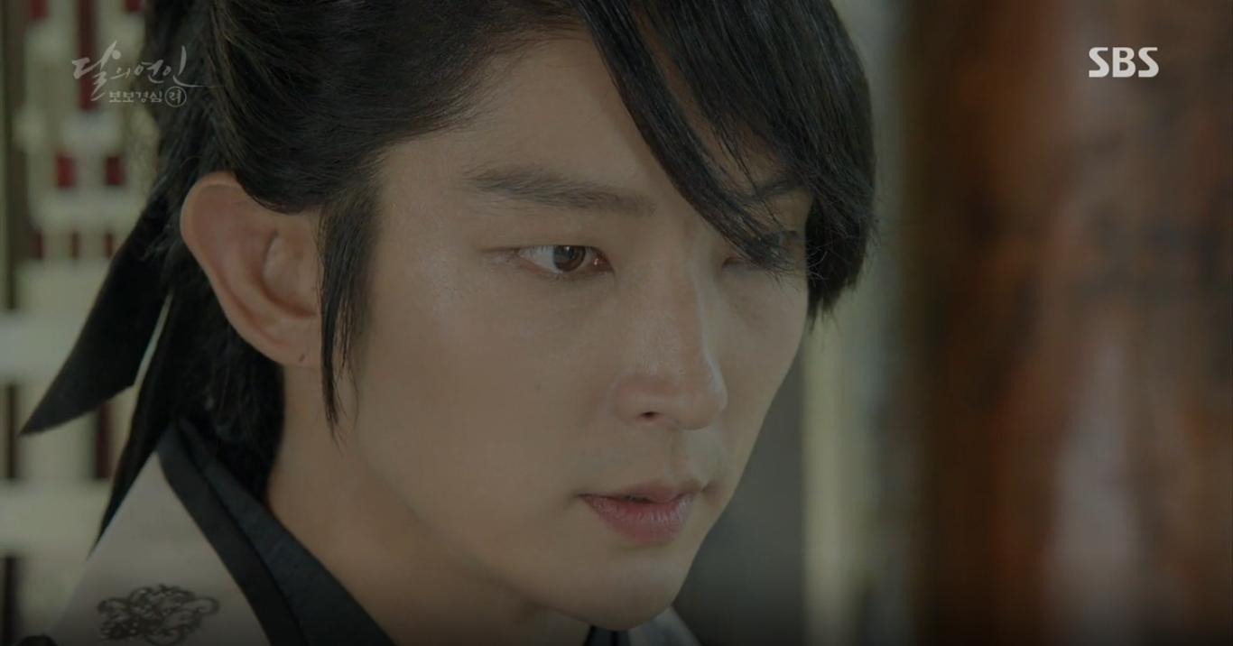Moon Lovers: Hoàng tử Baekhyun sống chết đòi tự tử để không phải thành thân - Ảnh 16.