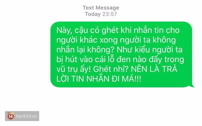1001 câu để đối phó với những người nhắn tin mãi không thèm trả lời - Ảnh 6.
