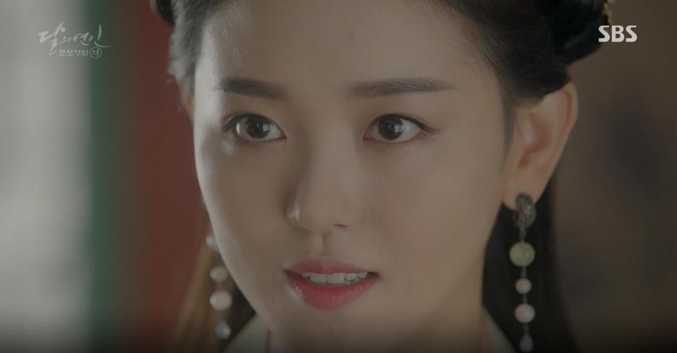 """""""Moon Lovers"""": IU tự phong người yêu làm vua - Ảnh 9."""