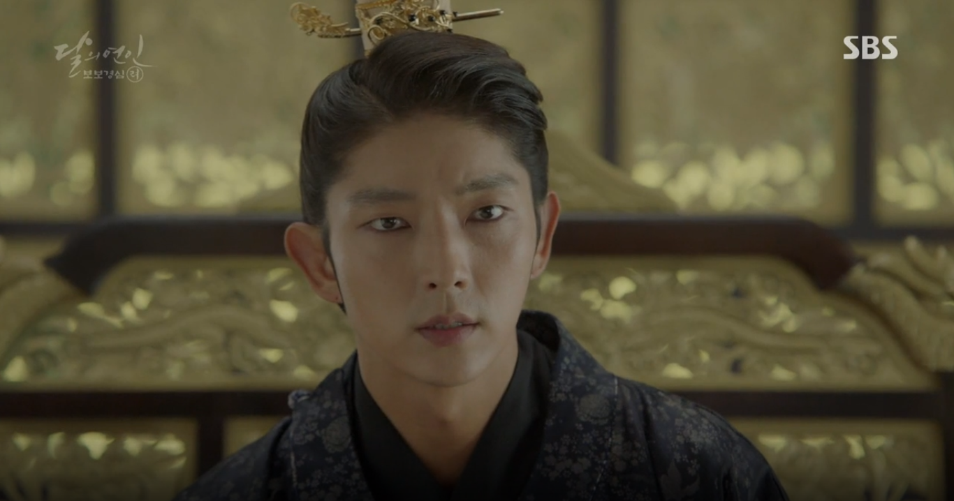 """""""Moon Lovers"""": Mặc cảm tội lỗi, Seohyun gieo mình tự vẫn - Ảnh 7."""