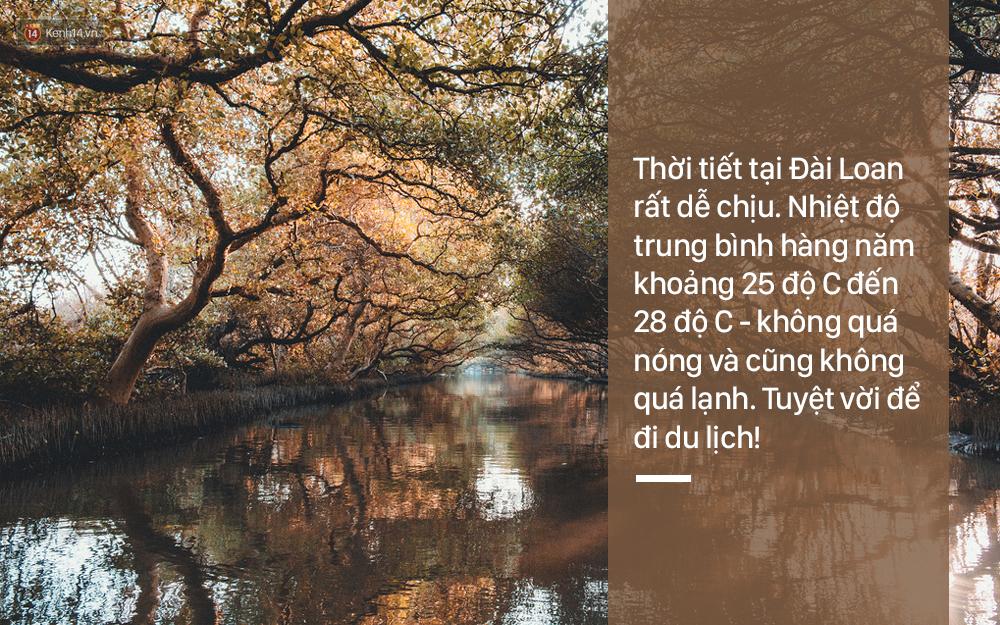 16 lí do tuyệt vời vì sao bạn phải đi Đài Loan ngay trong năm nay! - Ảnh 21.