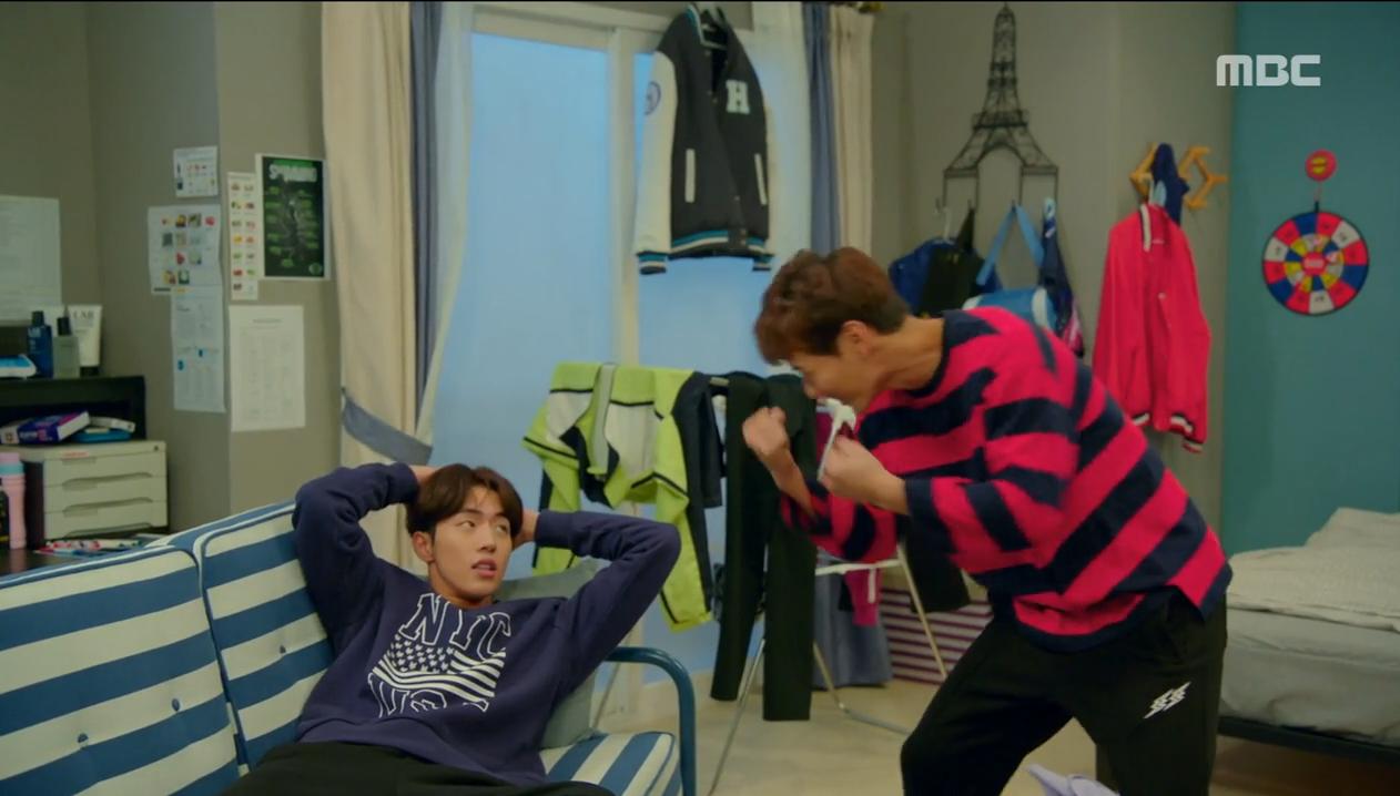 """""""Tiên Nữ Cử Tạ"""": Lee Sung Kyung và Nam Joo Hyuk chưa gì đã thành """"oan gia ngõ hẹp"""" - Ảnh 8."""