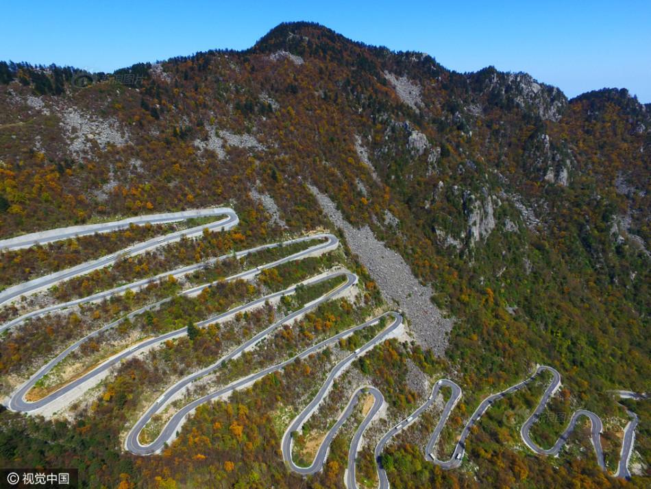 Con đường lắt léo nhất Trung Quốc: Thách bạn đi hết 72 khúc ngoặt này mà không chóng mặt - Ảnh 7.