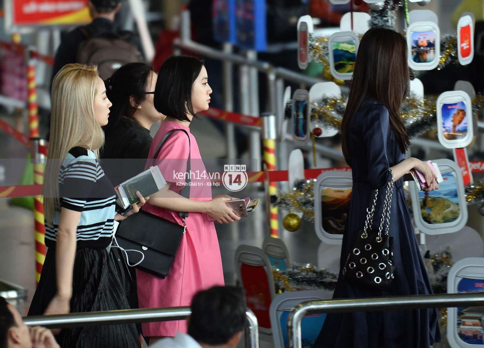 Wonder Girls bay từ Hàn Quốc sang Hà Nội rồi mới vào TP.HCM - Ảnh 17.