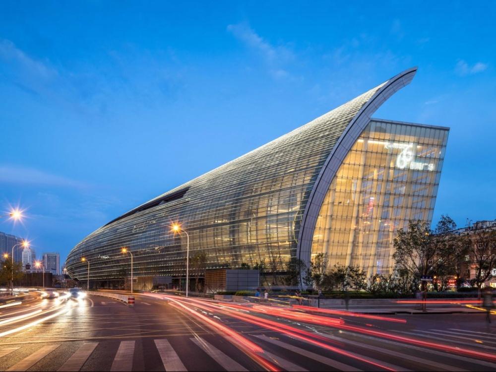 25 công trình kiến trúc độc - lạ - mãn nhãn nhất mọi thời đại - Ảnh 13.