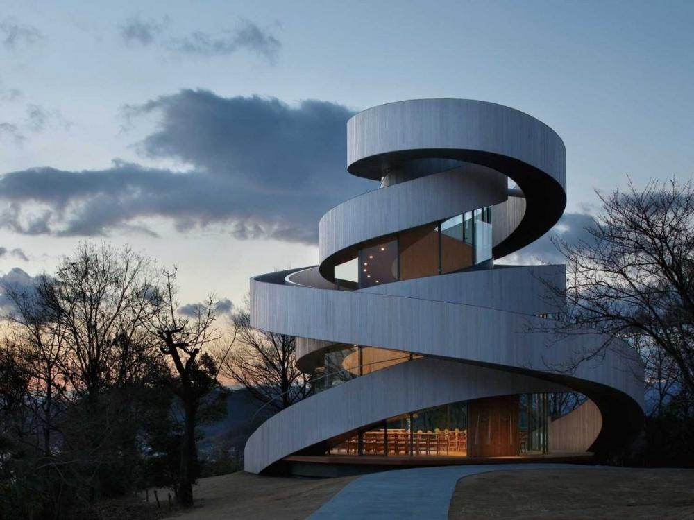 25 công trình kiến trúc độc - lạ - mãn nhãn nhất mọi thời đại - Ảnh 3.