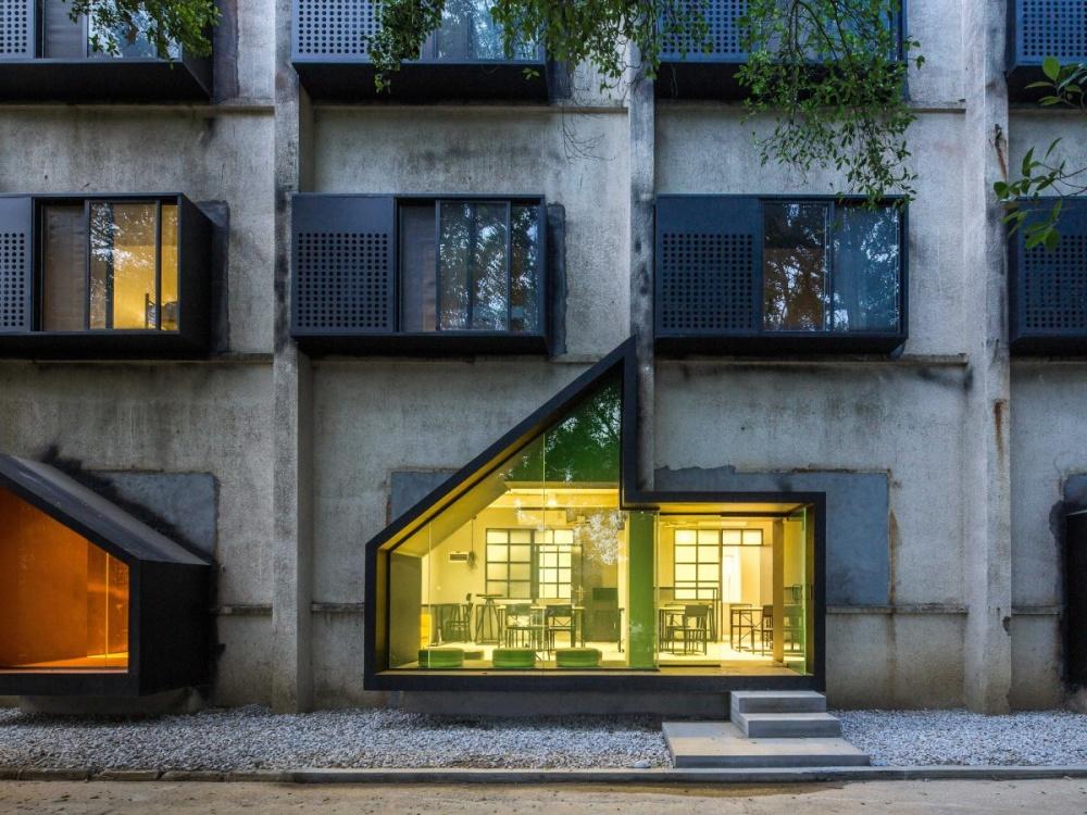 25 công trình kiến trúc độc - lạ - mãn nhãn nhất mọi thời đại - Ảnh 7.
