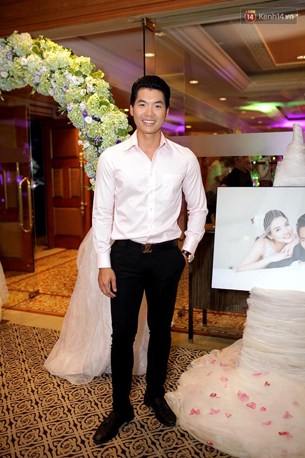 Dàn sao nô nức tham dự lễ cưới của Trang Nhung - Ảnh 12.