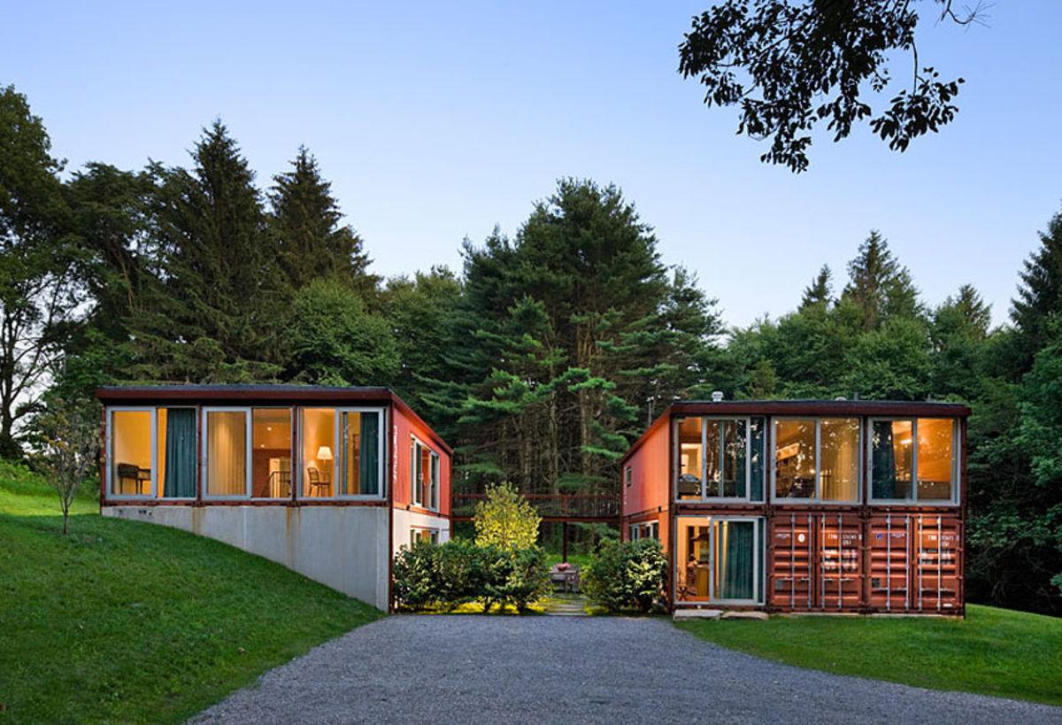 Chiêm ngưỡng 20 ngôi nhà đẹp như mơ làm từ container hàng hóa - Ảnh 7.