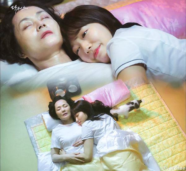 Đài SBS chơi trội, hé lộ tuổi thơ đen tối của Park Shin Hye lên mạng - Ảnh 7.