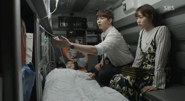 Sau Song Joong Ki, lại thêm Kim Rae Won cưa cẩm bằng trực thăng - Ảnh 9.