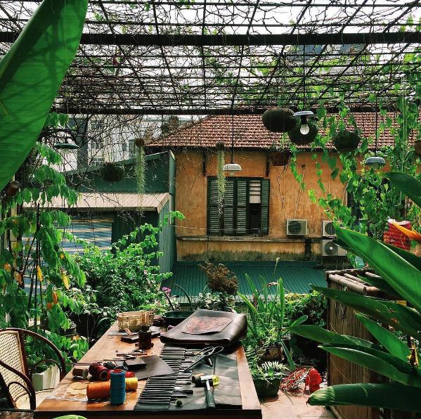 Muốn đi trốn ở Hà Nội dễ ợt, có cả loạt homestay xinh xắn để bạn chọn đây! - Ảnh 10.