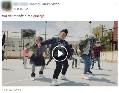 Dân tình đang share ầm ĩ clip quảng cáo toàn fashionista nhí, chất như MV này của H&M - Ảnh 9.