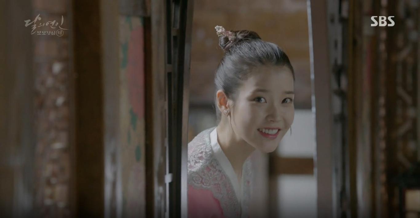 Moon Lovers: Tứ hoàng tử Lee Jun Ki chính thức hạ chiếc mặt nạ trước mặt IU - Ảnh 4.