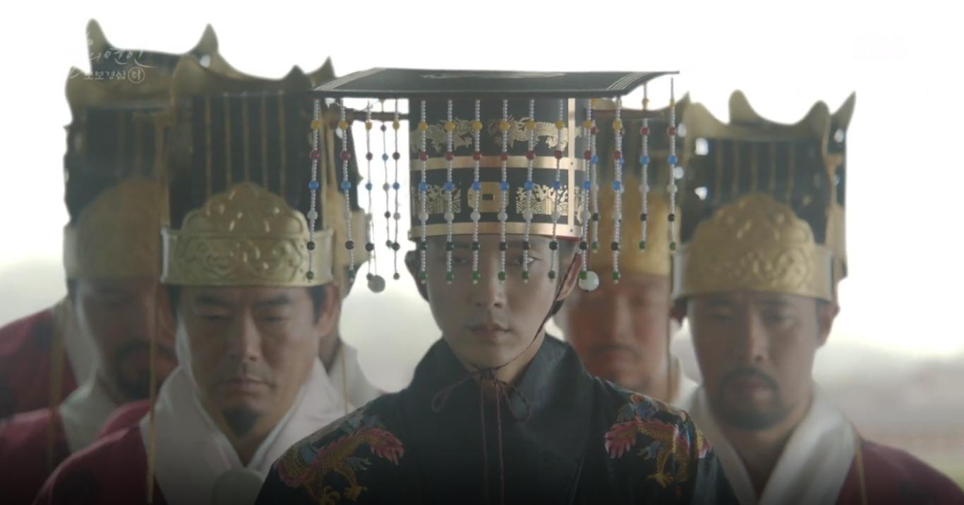 """""""Moon Lovers"""": IU tự phong người yêu làm vua - Ảnh 6."""