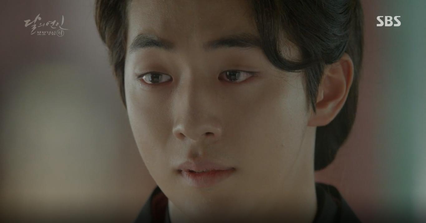 """""""Moon Lovers"""": Mặc cảm tội lỗi, Seohyun gieo mình tự vẫn - Ảnh 6."""