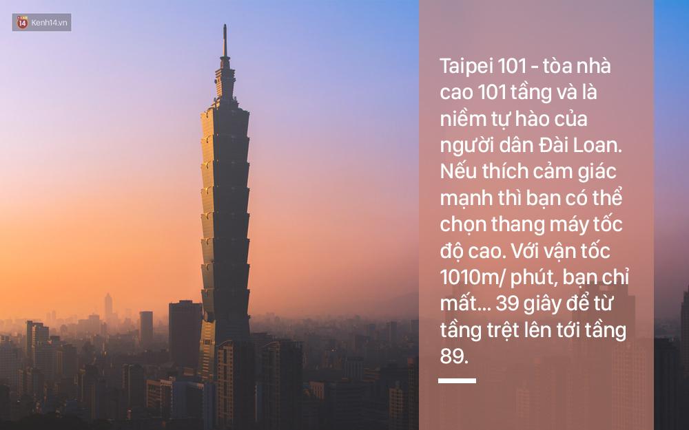 16 lí do tuyệt vời vì sao bạn phải đi Đài Loan ngay trong năm nay! - Ảnh 23.