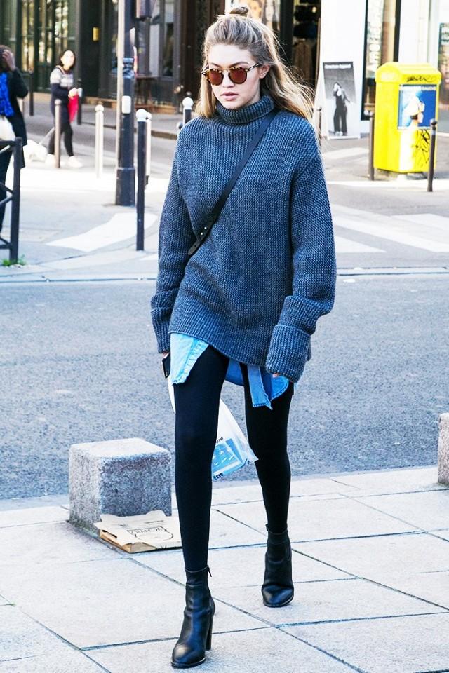 Legging không phải là cái quần! Đừng mặc legging kiểu này nếu không muốn bị coi là vô duyên, phản cảm - Ảnh 8.
