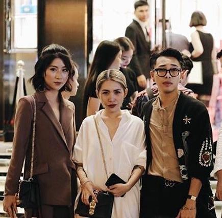 Hà Hồ, Lan Khuê và loạt fashionista, fashionisto Việt khoe ảnh dự tiệc thời trang ngập cả Instagram - Ảnh 9.
