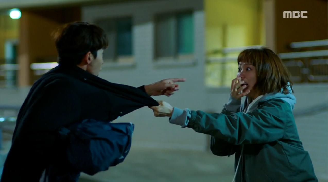 """""""Tiên Nữ Cử Tạ"""": Lee Sung Kyung và Nam Joo Hyuk chưa gì đã thành """"oan gia ngõ hẹp"""" - Ảnh 11."""