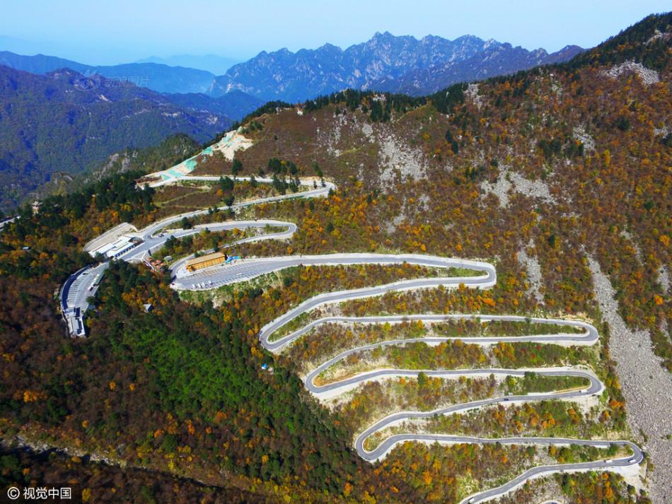Con đường lắt léo nhất Trung Quốc: Thách bạn đi hết 72 khúc ngoặt này mà không chóng mặt - Ảnh 8.