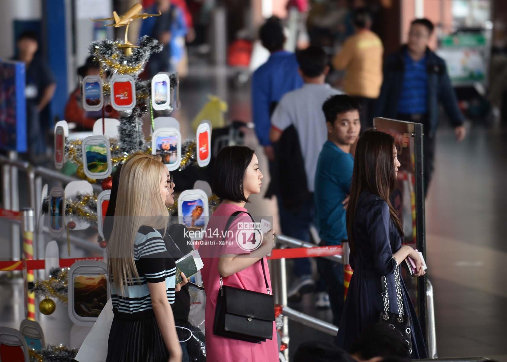 Wonder Girls bay từ Hàn Quốc sang Hà Nội rồi mới vào TP.HCM - Ảnh 18.