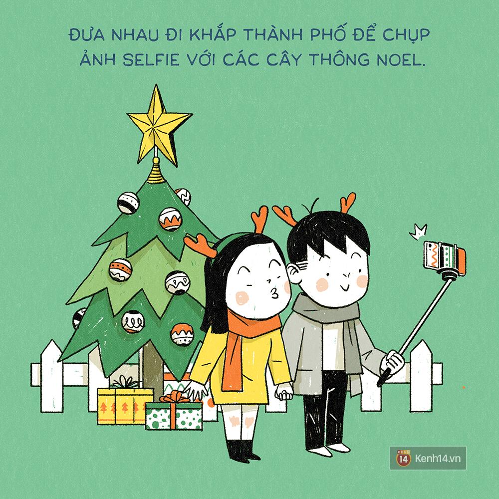 10 điều mà cặp đôi nào cũng nên làm trong đêm Giáng Sinh, còn không thì thà độc thân cho rồi! - Ảnh 8.